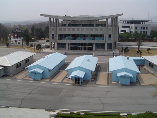 朝鲜平壤现实生活照