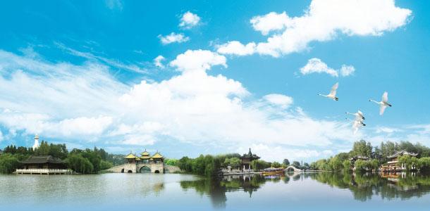 瘦西湖 - 山东济南明择国际旅行社