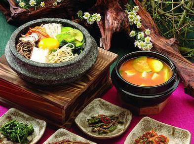 韩国美食 - 山东济南明择国际旅行社